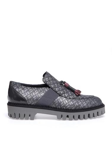 Alberto Guardiani Casual Ayakkabı Gümüş